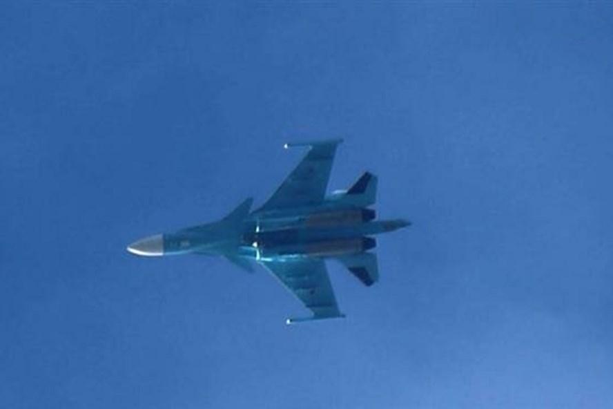 Máy bay Su-34 của không quân Nga. Ảnh: AFP.
