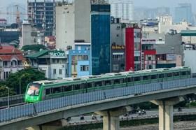 Báo cáo Ban Bí thư những vướng mắc của đường sắt Cát Linh - Hà Đông