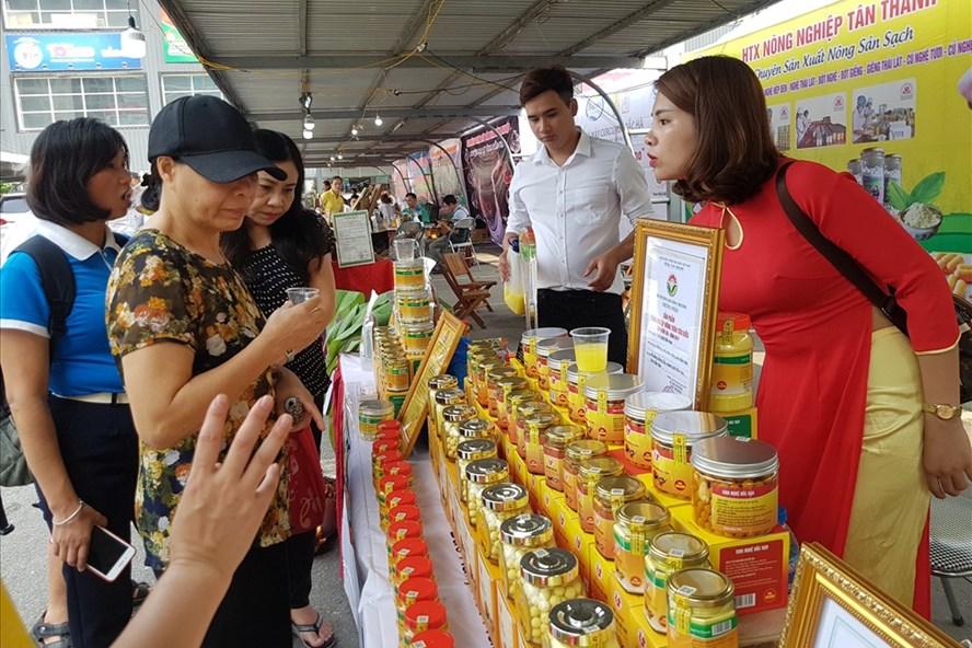 Nhiều mặt hàng nông sản đặc sắc của Việt Nam sẽ tham gia Hội chợ Agro Viet 2019. Ảnh: KH.V