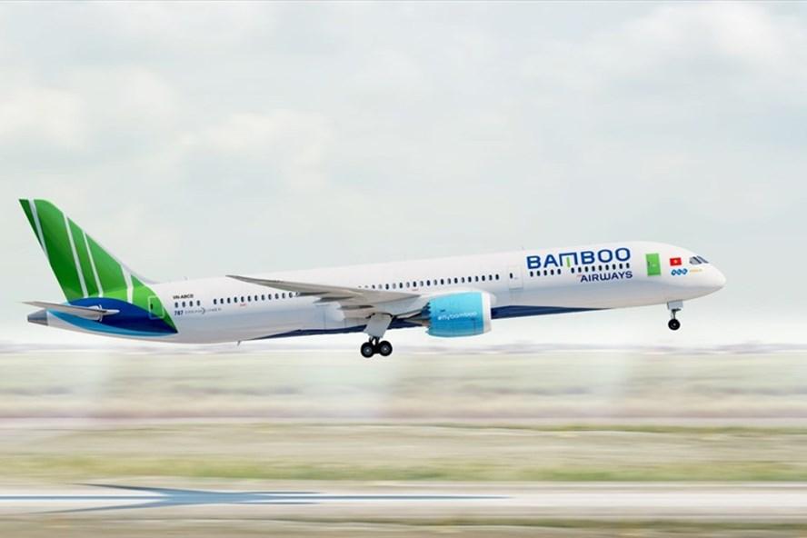 Bamboo Airways sẽ trở thành hãng hàng không tư nhân đầu tiên tại Việt Nam khai thác dòng máy bay thân rộng? Ảnh: FLC