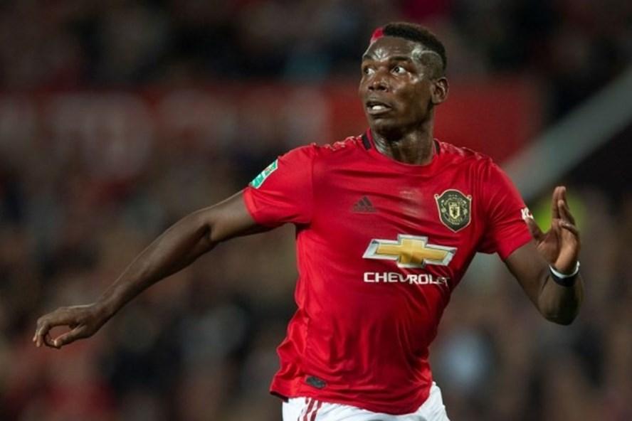 Paul Pogba chưa đạt được phong độ cao nhất ở Man United mùa này. Ảnh: Getty Images