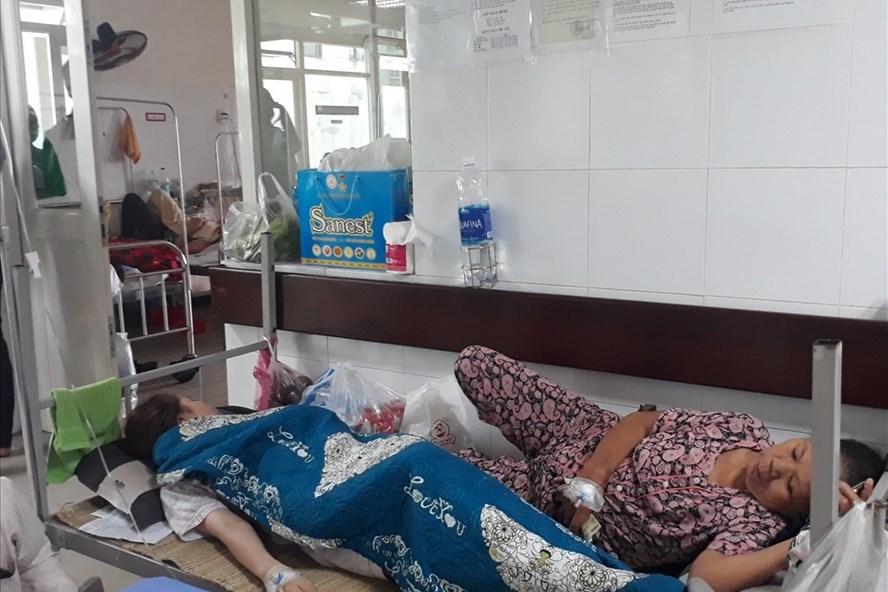 Số ca mắc sốt xuất huyết tại Đà Nẵng tăng cao gấp 3 lần so với năm 2018. Ảnh: HV