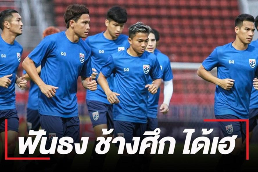 Niềm hi vọng mang tên Chanathip Songkrasin của người Thái trong trận đấu với tuyển Việt Nam. Ảnh: Siam Sport