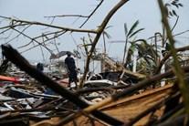 Ảnh ấn tượng tuần: Đảo Bahamas tan hoang như ngày tận thế do bão Dorian