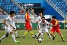 Triệu Việt Hưng - trụ cột tuyến giữa giúp U22 Việt Nam hạ U22 Trung Quốc
