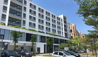 Loại hình bất động sản du lịch - Condotel vẫn còn vướng mắc về tính pháp lý tại dự án Cocobay Đà Nẵng. Ảnh: Thanh Hải