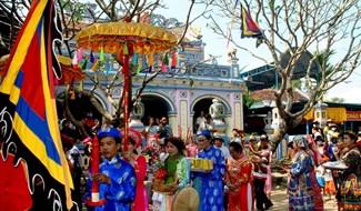 Bình Định chú trọng nâng cao chất lượng du lịch văn hóa lịch sử để thu hút khách nội địa. Ảnh: Nguyễn Tri