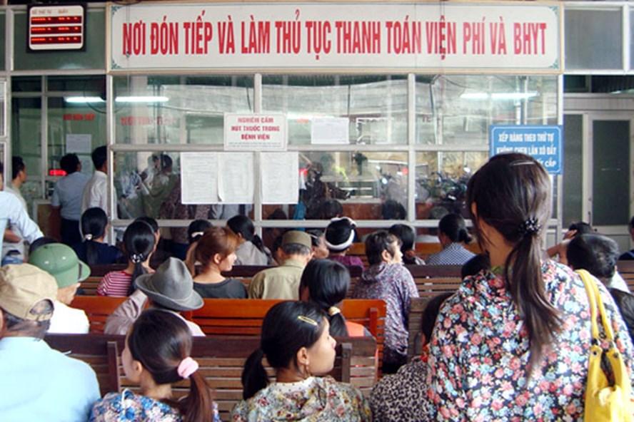 Ảnh: Bảo hiểm xã hội Việt Nam.
