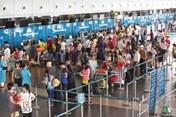 Sửa nhà ga T1 từ 11.7, sân bay Nội Bài khuyến cáo khách đi sớm
