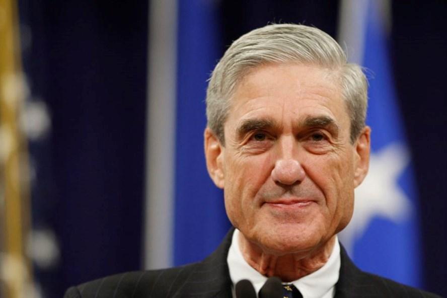 Công tố viên đặc biệt Robert Mueller. Ảnh: Reuters
