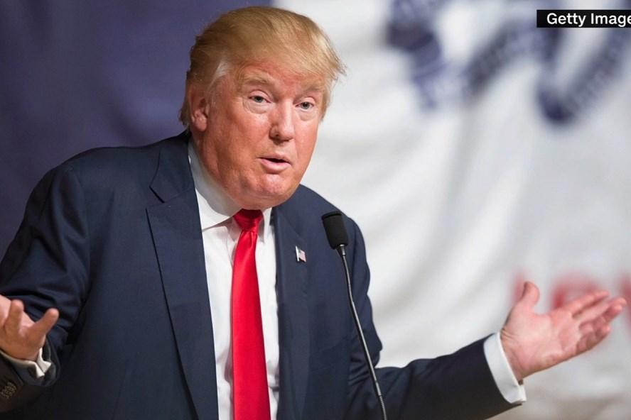 Tổng thống Mỹ Donald Trump. Ảnh: Getty.