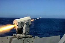 """Uy lực hệ thống SeaRAM bắn hạ UAV dễ """"như trở bàn tay"""""""