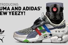 Công nghệ 360: Adidas mua lại PUMA để cho ra siêu phẩm giày thông minh PAB1.0