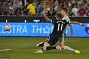 Video: Man City bất ngờ vùi dập Real Madrid 4-1