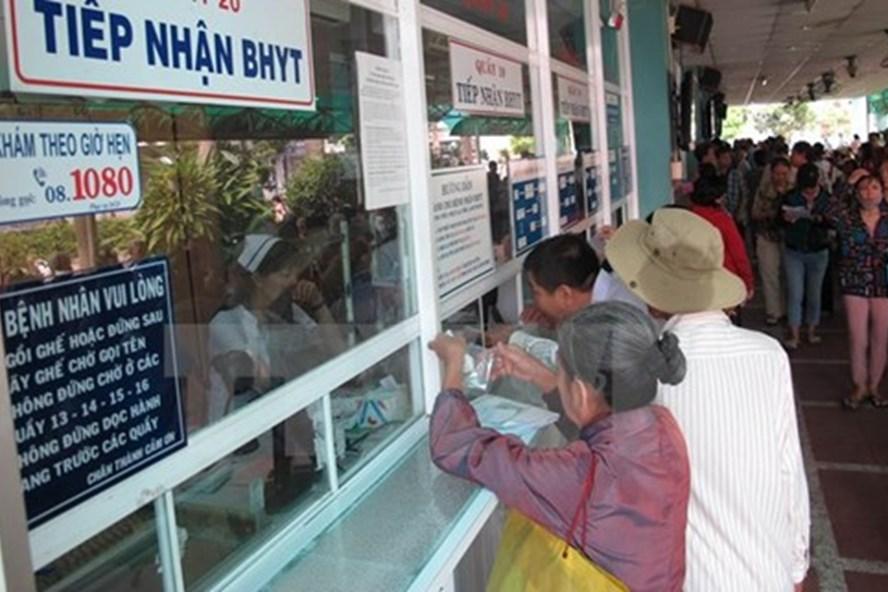 Tình trạng lạm dụng BHYT đã được BHXH Việt Nam lên tiếng cảnh báo. Ảnh: PV